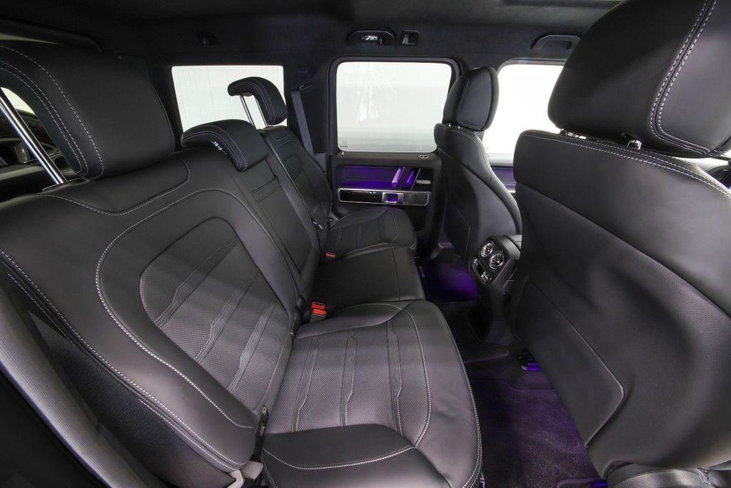 Mercedes-Benz G Class G63 5dr 9G-Tronic 4.0 full