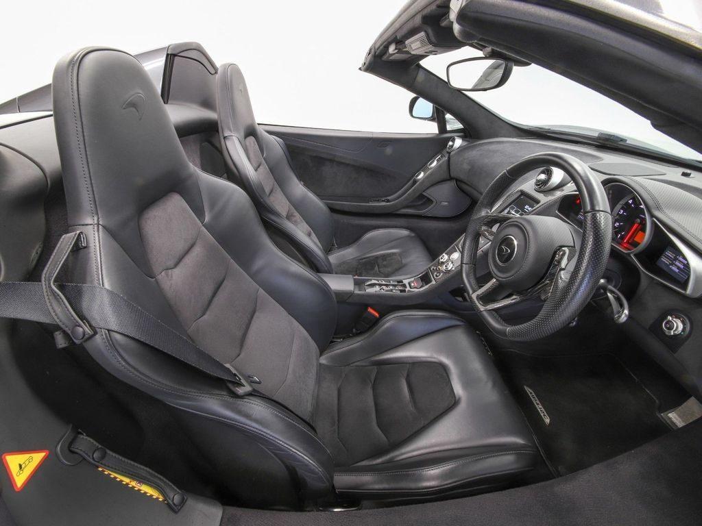 McLaren MP4-12C Spider 3.8 Spider S-Auto 2dr full
