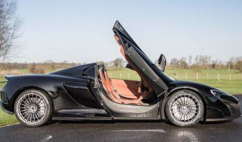 McLaren 675LT 3.8 V8 Spider SSG 2dr full