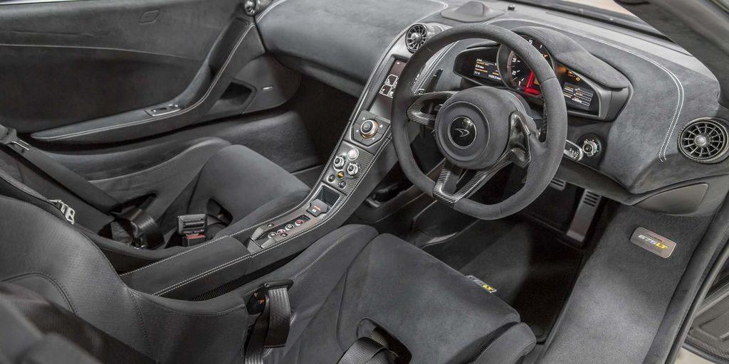 McLaren 675LT 3.8 V8 SSG 2dr full