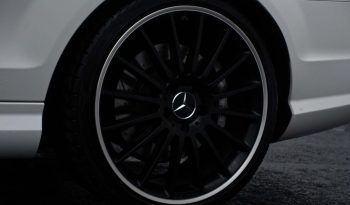 Mercedes-Benz C Class 6.3 C63 AMG MCT 7S 2dr full