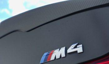 BMW M4 3.0 BiTurbo DCT (s/s) 2dr full