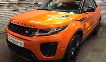 Land Rover Range Rover Evoque 2.0 TD4 HSE Dynamic Auto 4WD (s/s) 2dr full