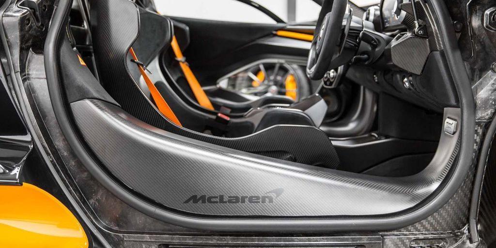 McLaren Senna 4.0 2dr full