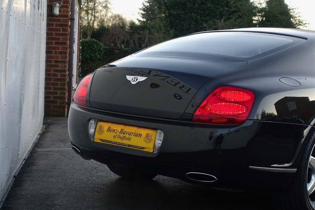 Bentley Continental 6.0 GT 2dr full